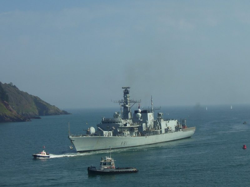 HMS Sutherland. Photo: Wikimedia Commons