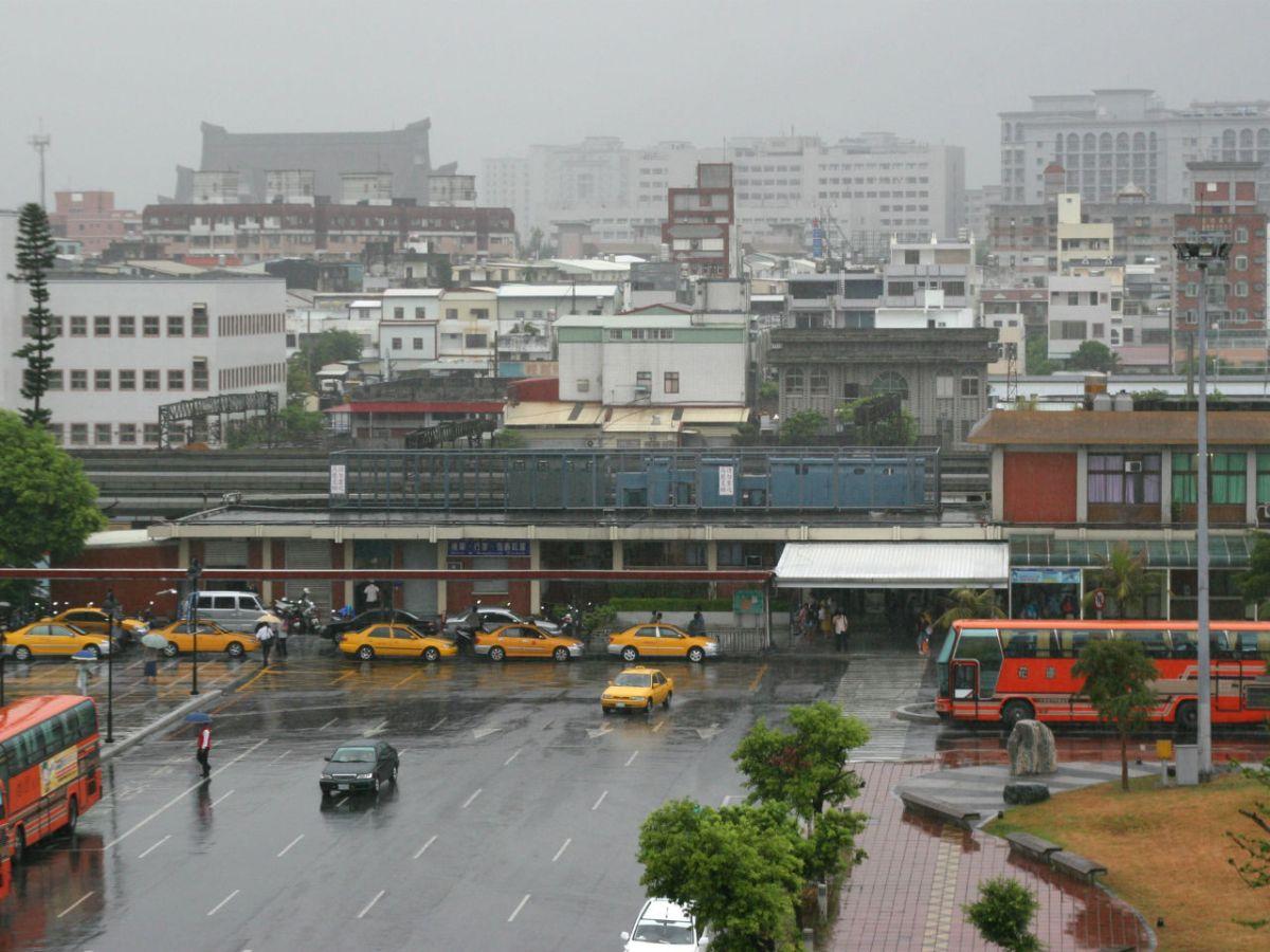 Hualien City in Taiwan. Photo: Wikimedia Commons, Aude