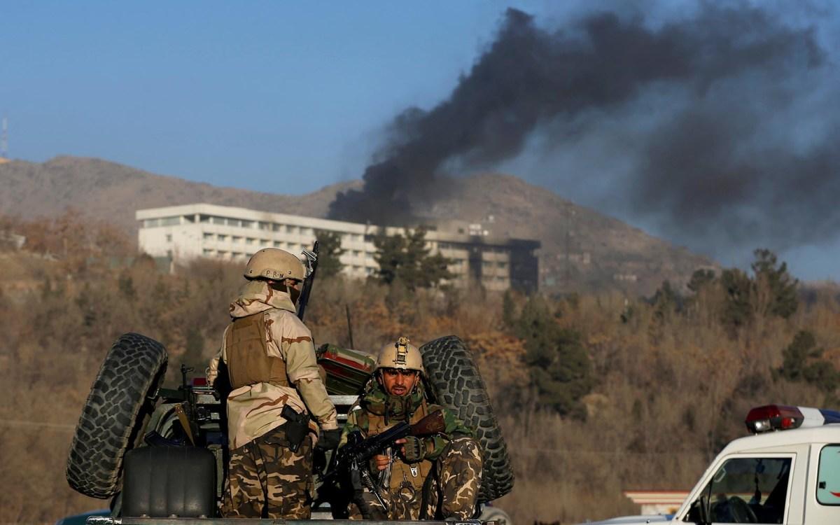 Photo: Reuters/Omar Sobhani