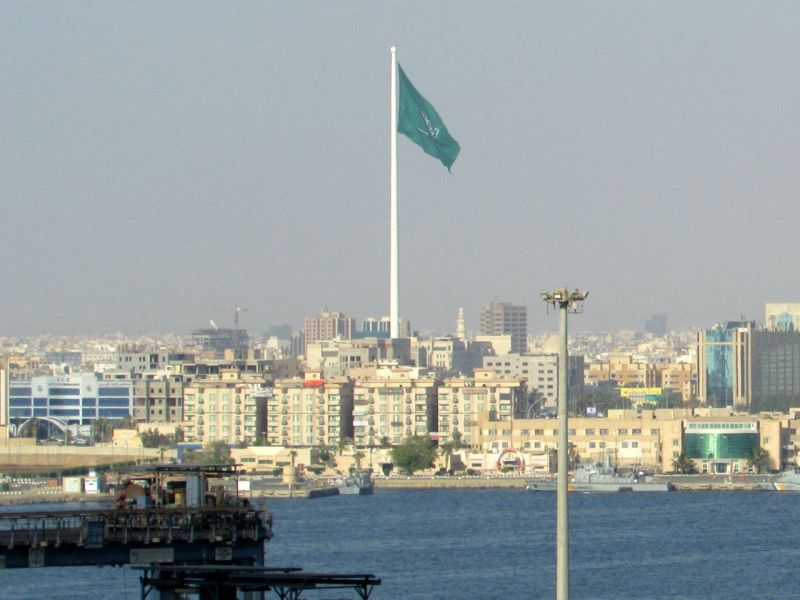 Jeddah in Saudi Arabia. Photo: Wikimedia Commons, Gregor Rom