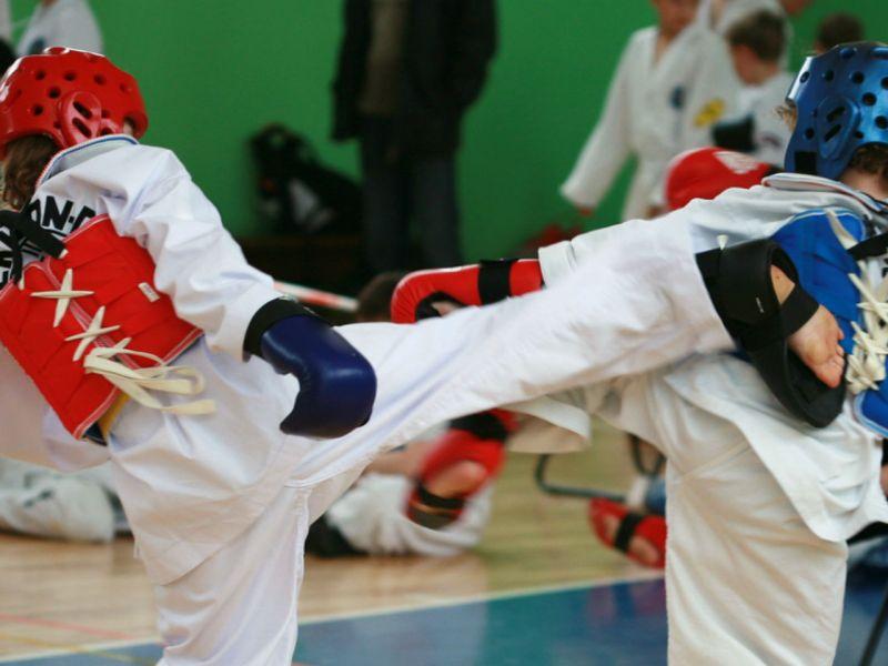 TaekwondoPhoto: iStockphoto