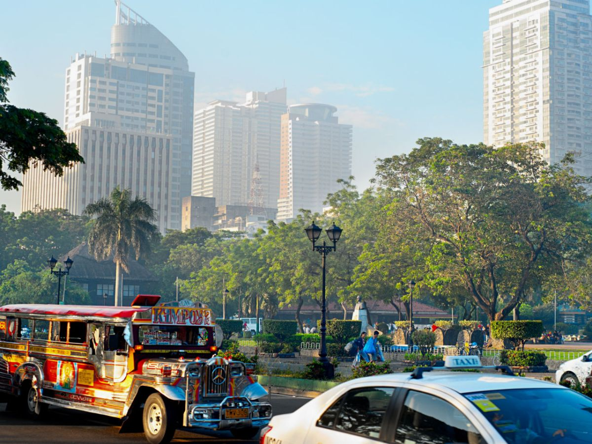 A new survey has shown that Filipinos' grasp about key issues is among the worst in the world. This file picture shows the capital Manila. Photo: iStock
