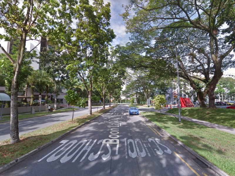 The Boon Lay Drive area in Singapore. Photo: Google Maps