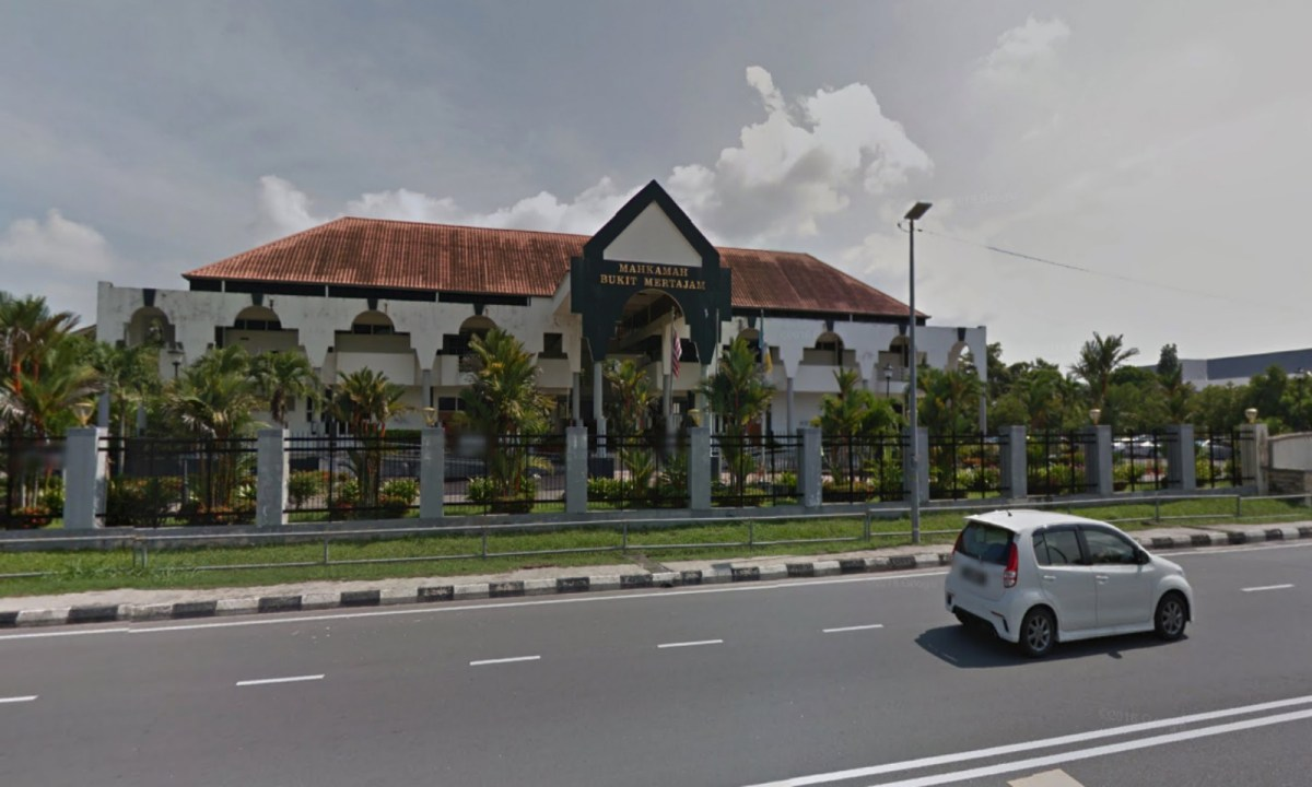 The case is being heard by Bukit Mertajam Magistrates' Court in Penang, Malaysia. Photo: Google Maps