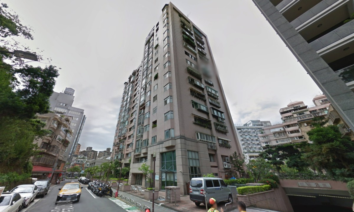 The building where the caregiver worked in Neihu district in Taipei. Photo: Google Maps