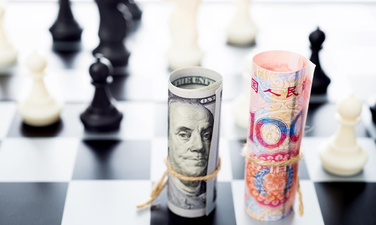 A surging yuan makes US companies cheaper for acquisitive mainlanders. Photo: iStock