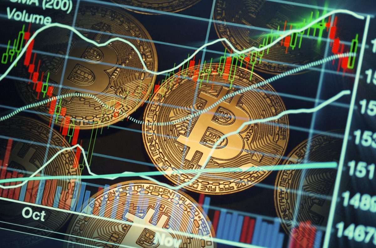 From a 2018 low point, of just over $100 billion total market capitalization over the weekend, cryptocurrencies have rebounded nearly 14% to Tuesday's highs. Image: iStock
