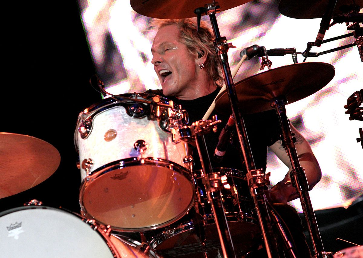 Former Guns N' Roses  drummer Matt Sorum is behind the launch of Artbit. Image: Creative Commons