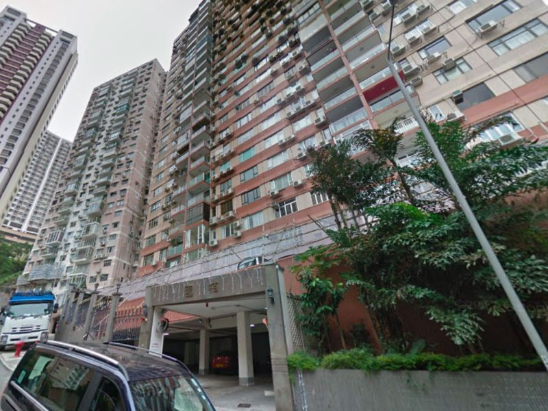 Happy Valley on Hong Kong Island where the burglaries took place. Photo: Google Maps