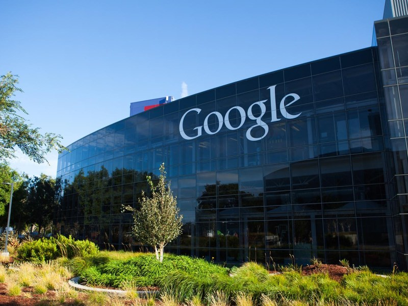 Google headquarters in Mountain View, California. Photo: iStock