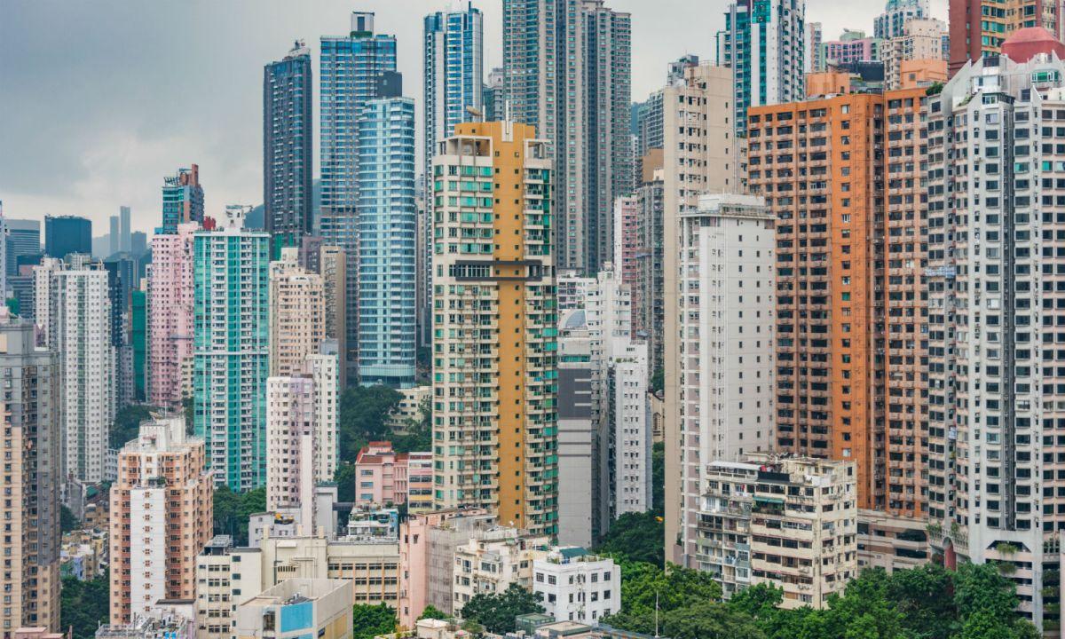 Residential buildings in Hong Kong. Photo: iStock
