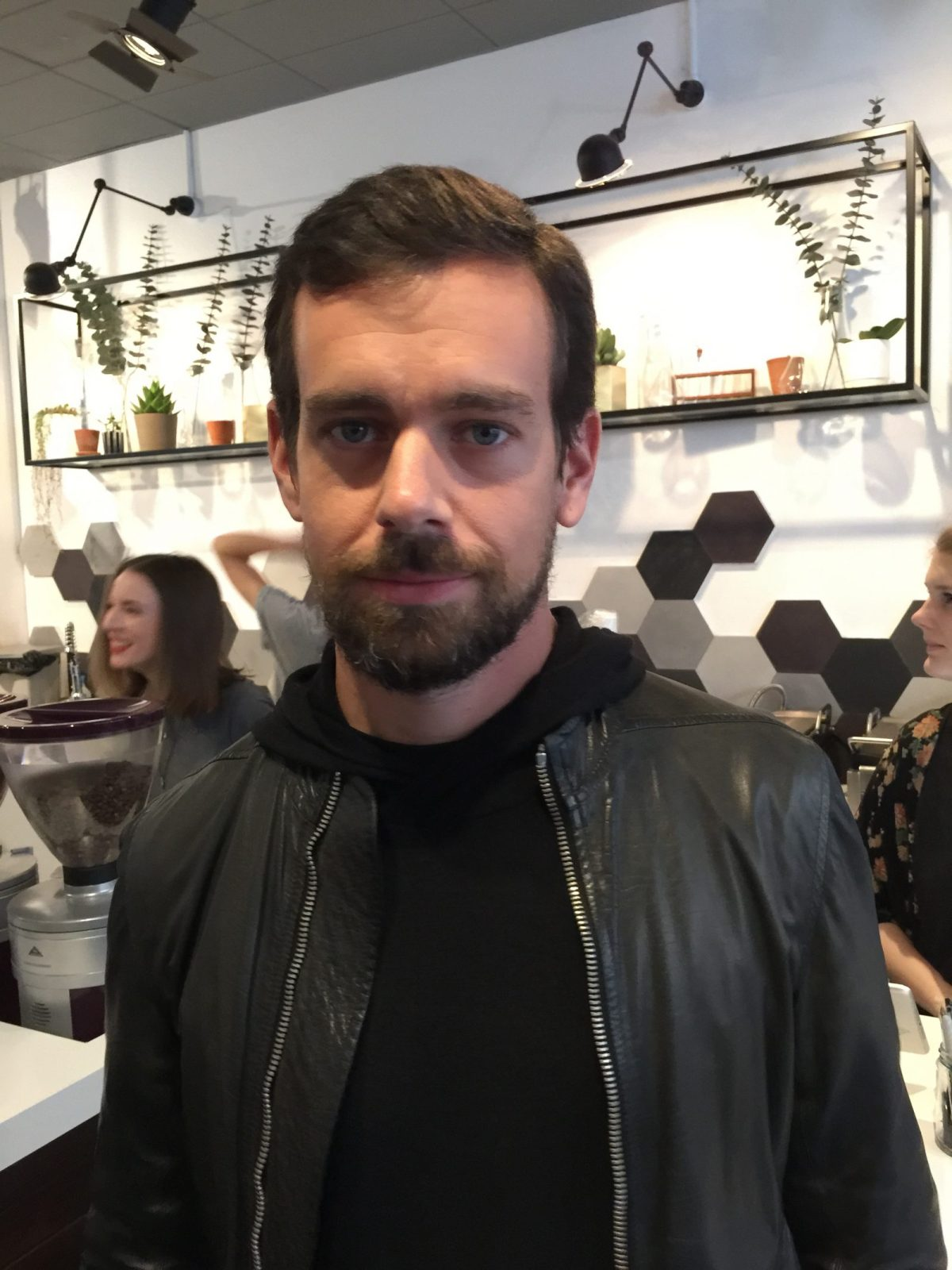 Jack Dorsey, Twitter CEO and Square founder, in November 2014. Photo: Cellanr / CreativeCommons