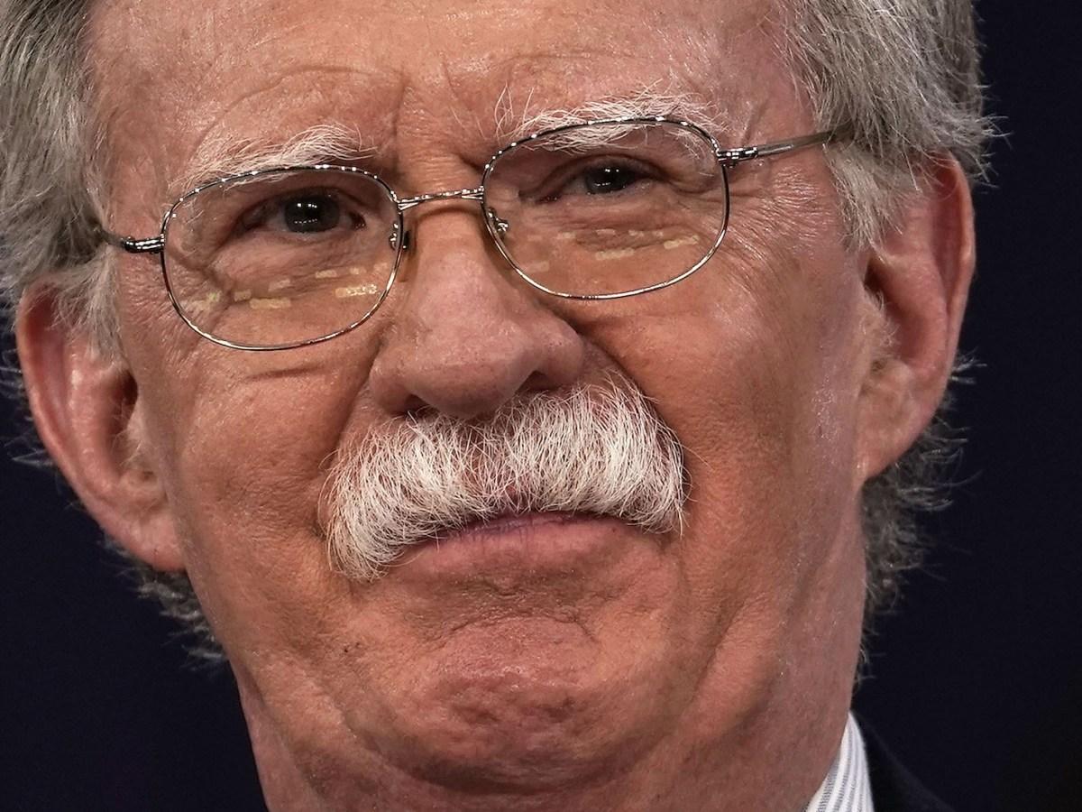 National Security Adviser John Bolton Photo: AFP / Alex Wong