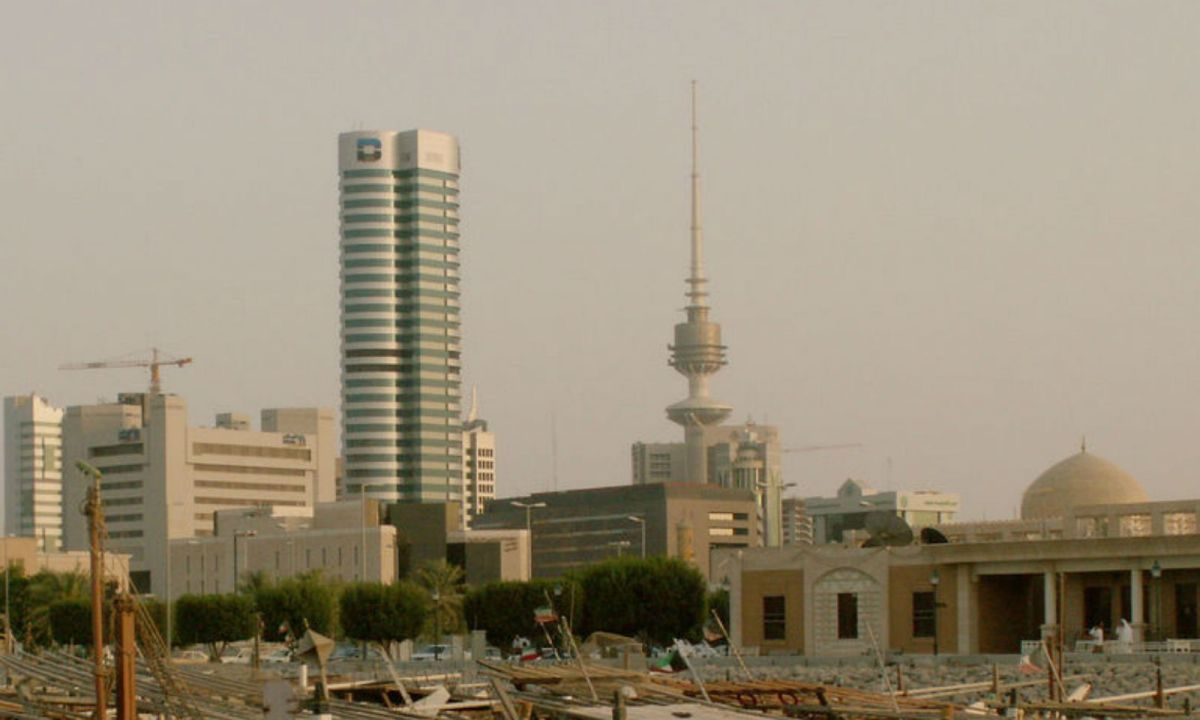 Kuwait. Photo: Wikimedia Commons, boulanger.IE