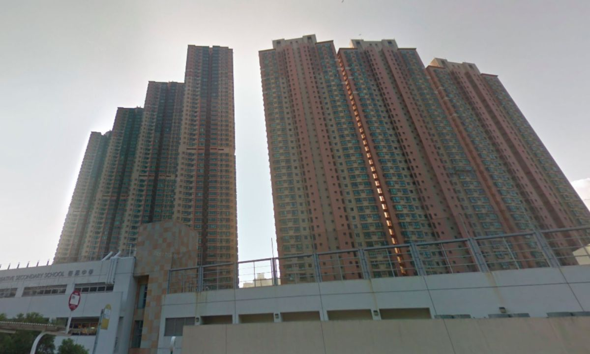 Tseung Kwan O in the New Territories where the offense took place. Photo: Google Maps