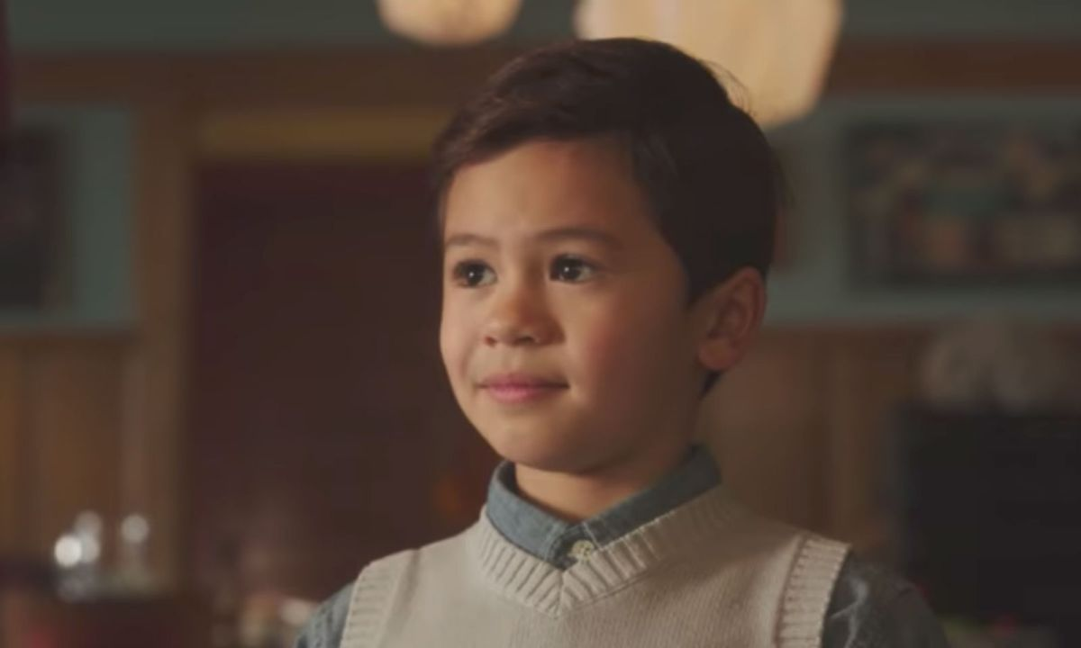 Deric McCabe as Charles Wallace in 'A Wrinkle In Time.' Photo: Disney, Youtube