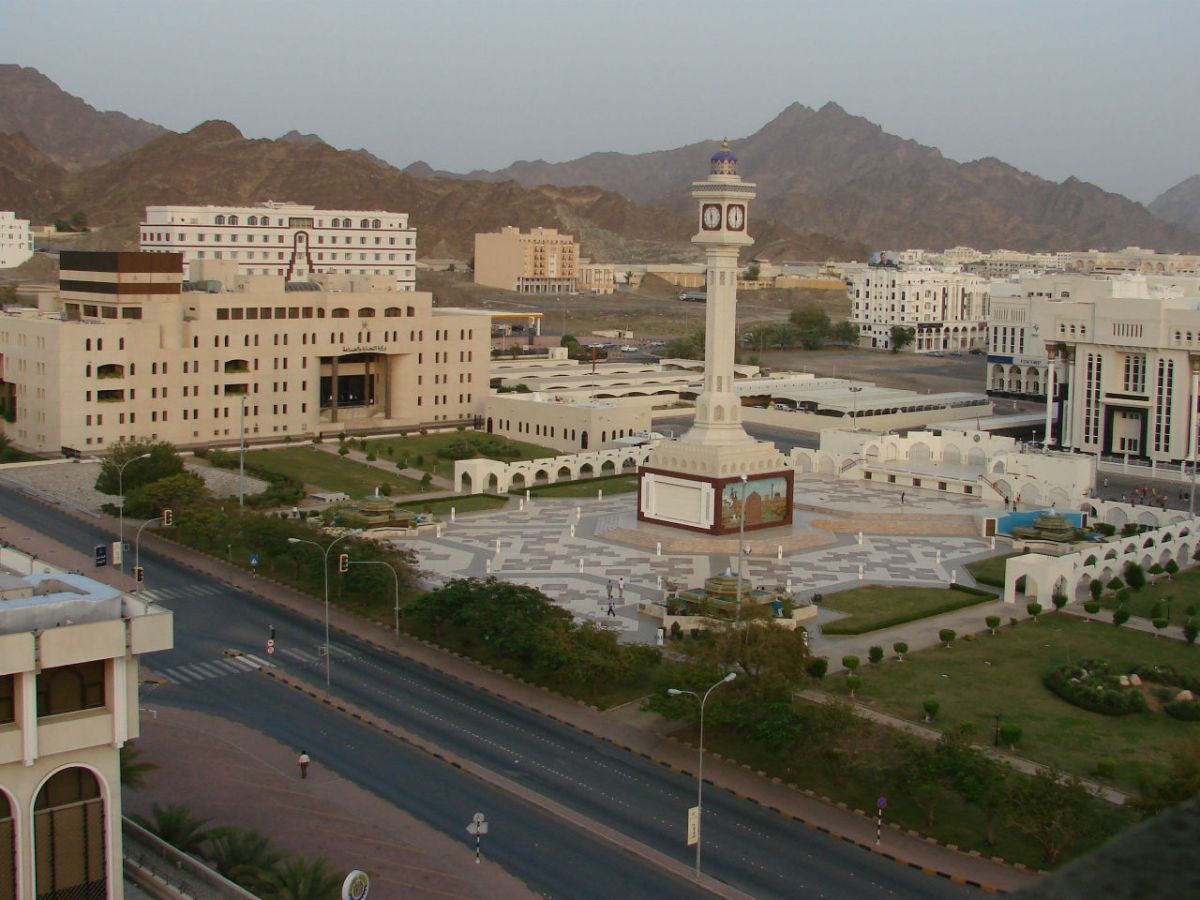 Oman. Photo: Wikimedia Commons, Gyanibash