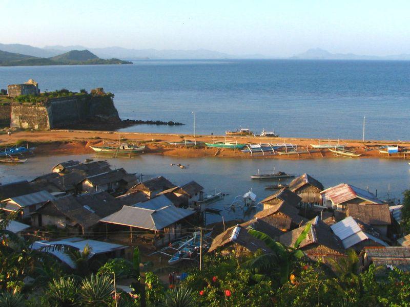 Palawan, Philippines. Photo: Wikimedia Commons