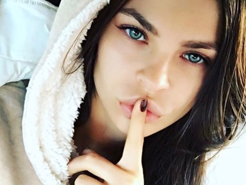 Self-confessed Belorussian escort Anastasia Vashukevich in an August 21, 2017 photo from her Instagram account. Photo: Instragram