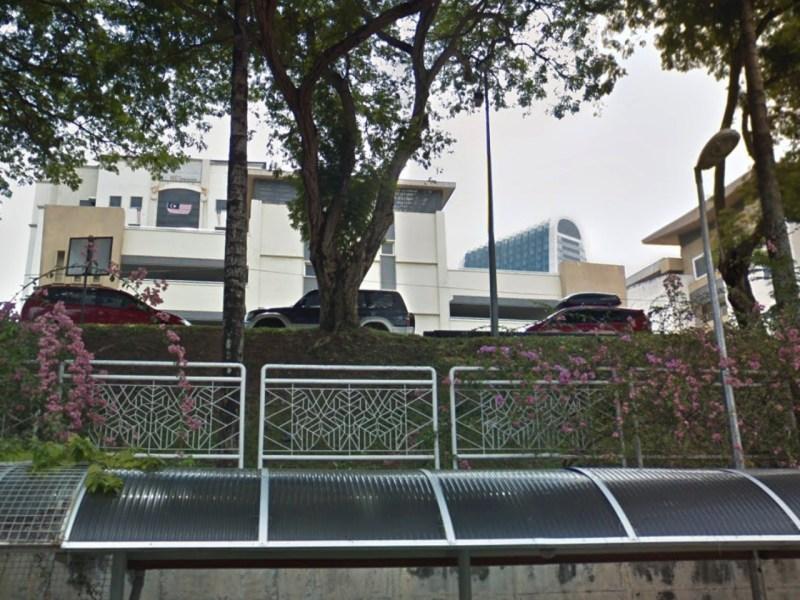 Petaling Jaya's Sessions Court in Selangor, Malaysia. Photo: Google Maps