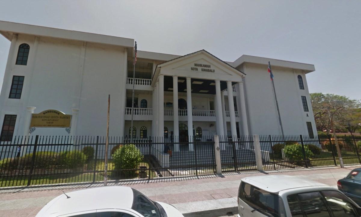 The Magistrate Court in Kota Kinabalu, Malaysia. Photo: Google Maps