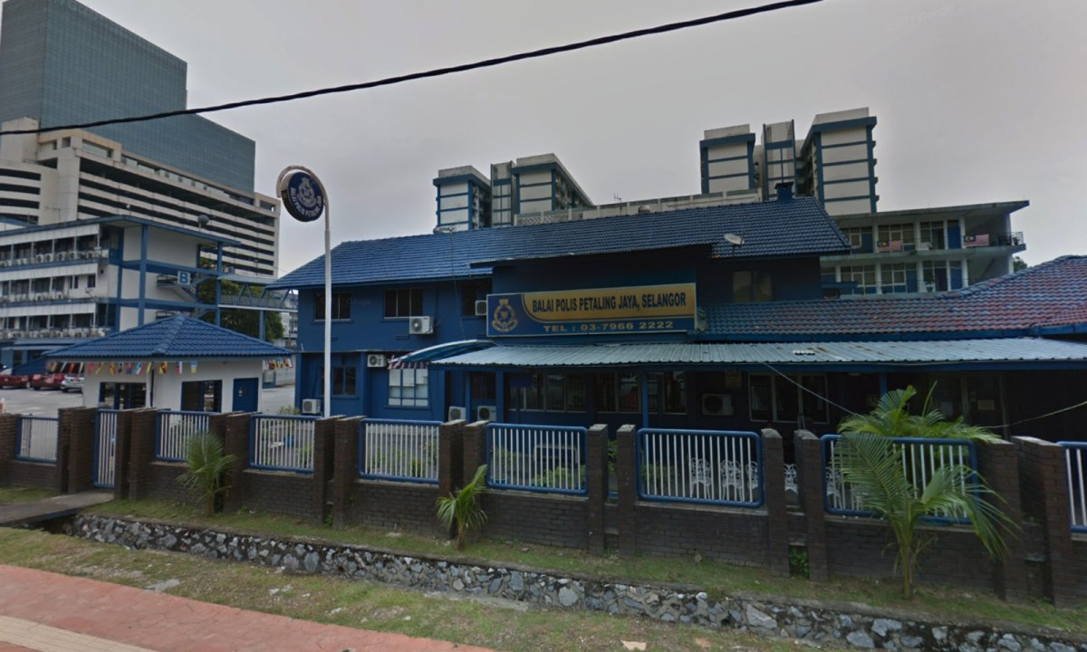District Police Headquarters, Petaling Jaya, Selangor, Malaysia. Photo: Google Maps