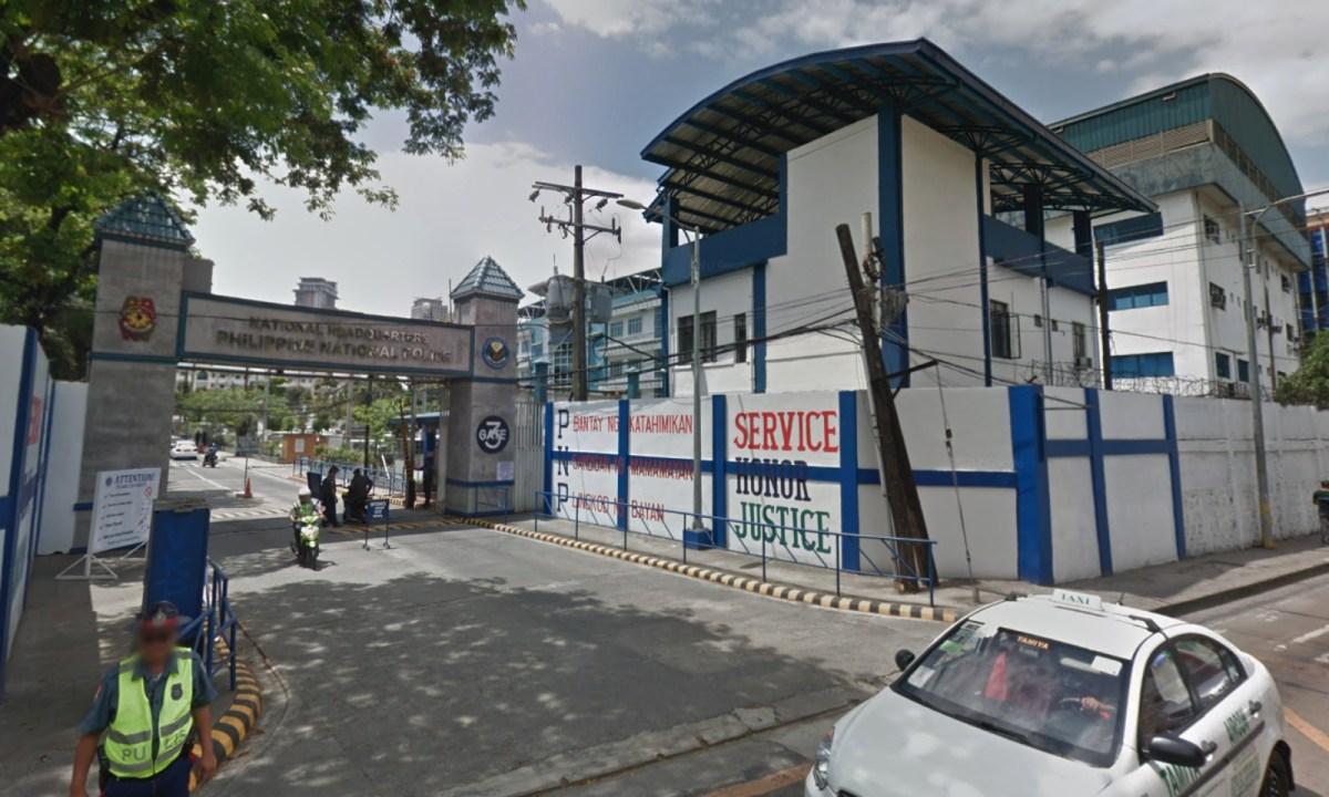 National headquarters of the Philippine National Police (PNP), Metro Manila, Philippines. Photo: Google Maps