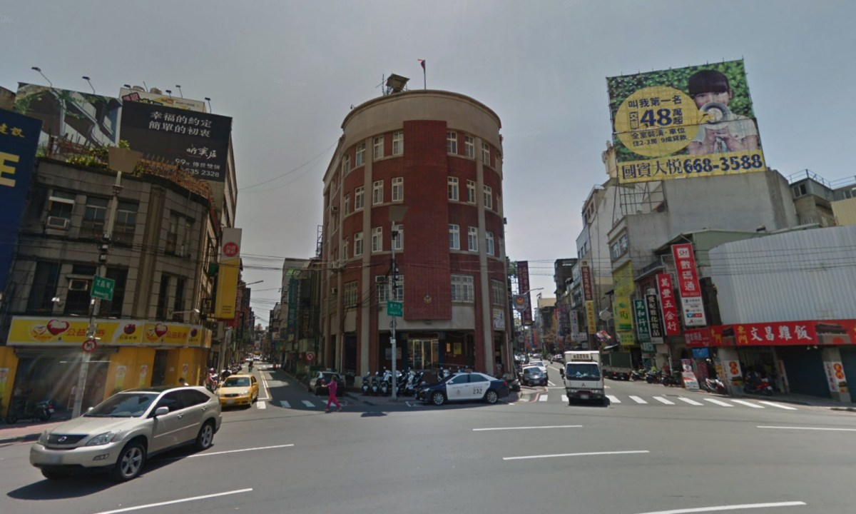 Dongmen St in Hsinchu's East district in Taiwan. Photo: Google Maps