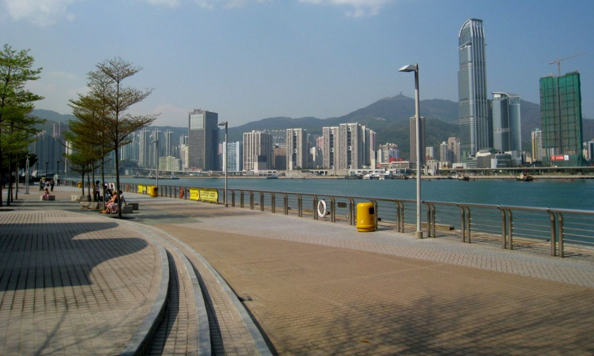 Tsing Yi in Hong Kong where the maid was wrongly accused of theft. Photo: Wikimedia Commons, WiNG