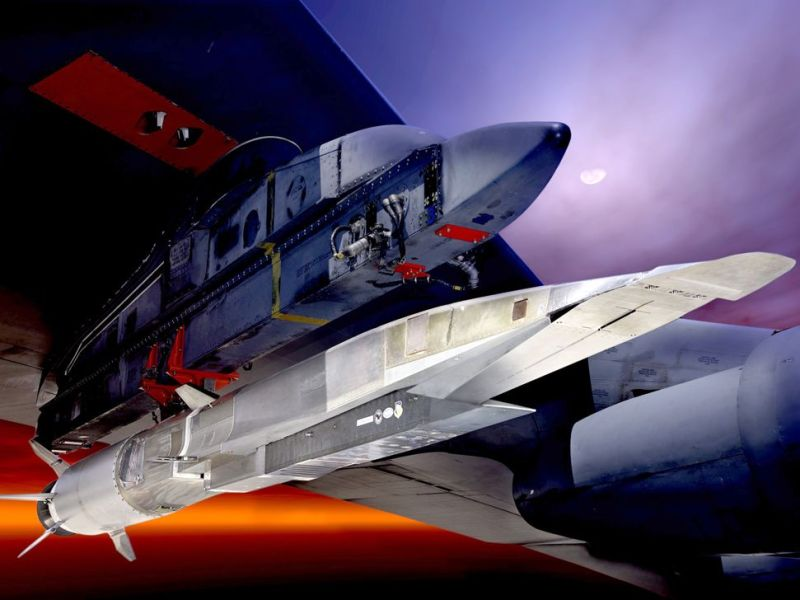 An illustration of the X-51 Waveglider. Source: US Air Force