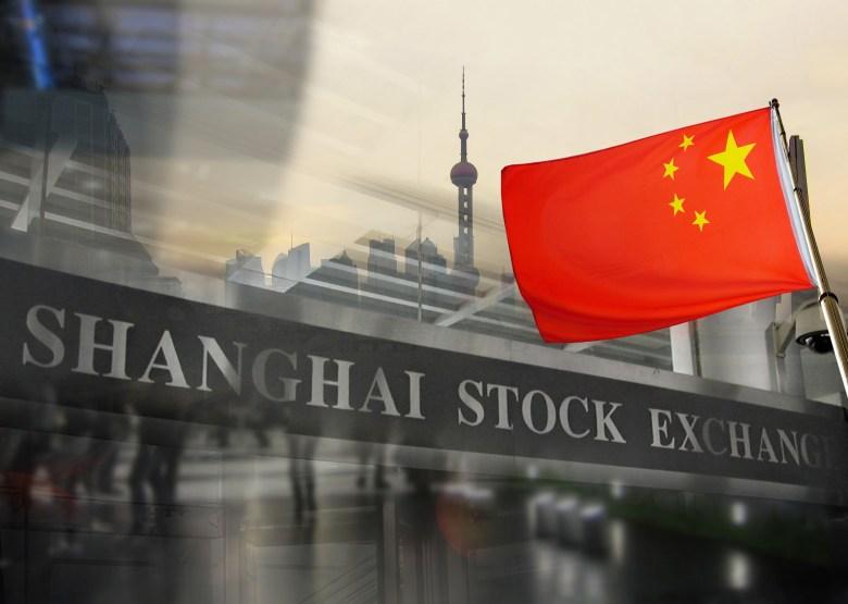 Shanghai Stock Exchange. Photo: iStock