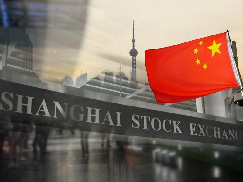 Shanghai Stock Exchange. Photo: iStock