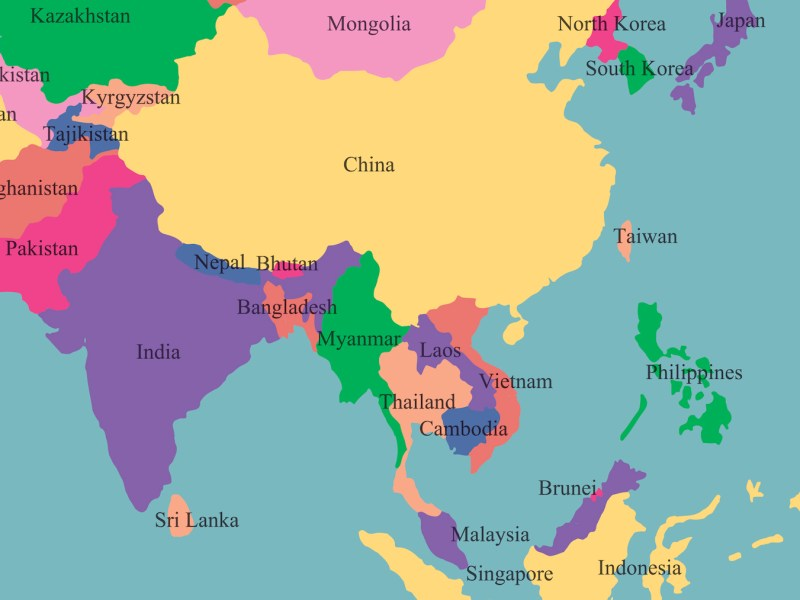 India is well placed politically, geographically and economically to be an effective counterbalance to China's expansionist policies in South Asia. The author says that an Indian Marshall Plan would help countries in the region resist Beijing's hegemonic ambitions.Image: iStock