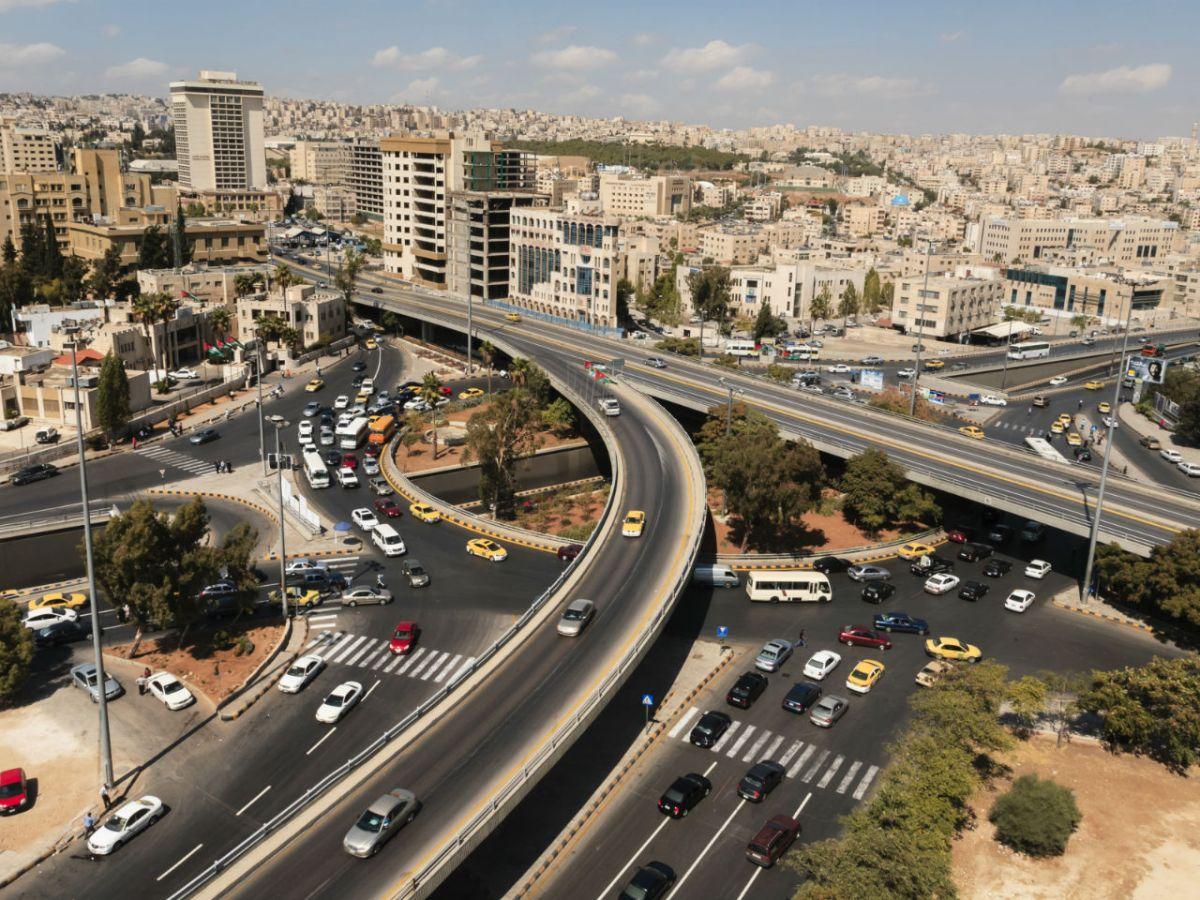 Amman, Jordan. Photo: Wikimedia Commons