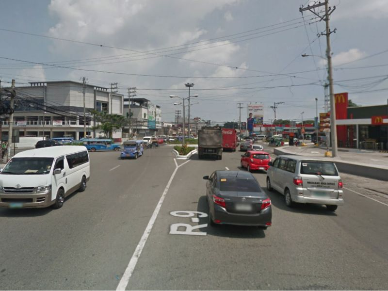 Pampanga in Angeles City where the body was found. Photo: Google Maps