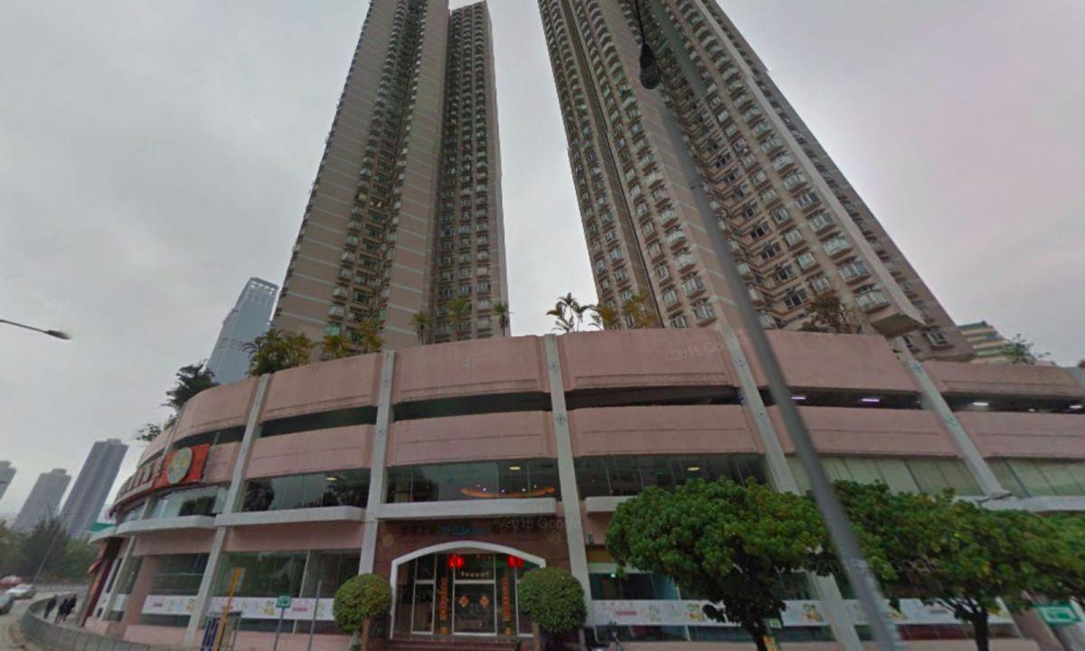 Waterside Plaza in Tsuen Wan in the New Territories. Photo: Google Maps