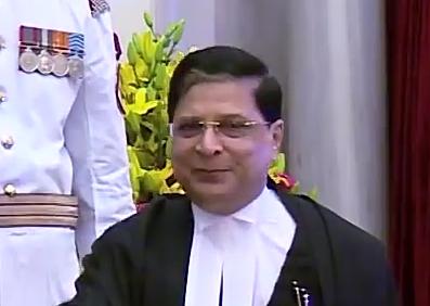 Chief Justice Dipak Misra. Photo: Wikicommons