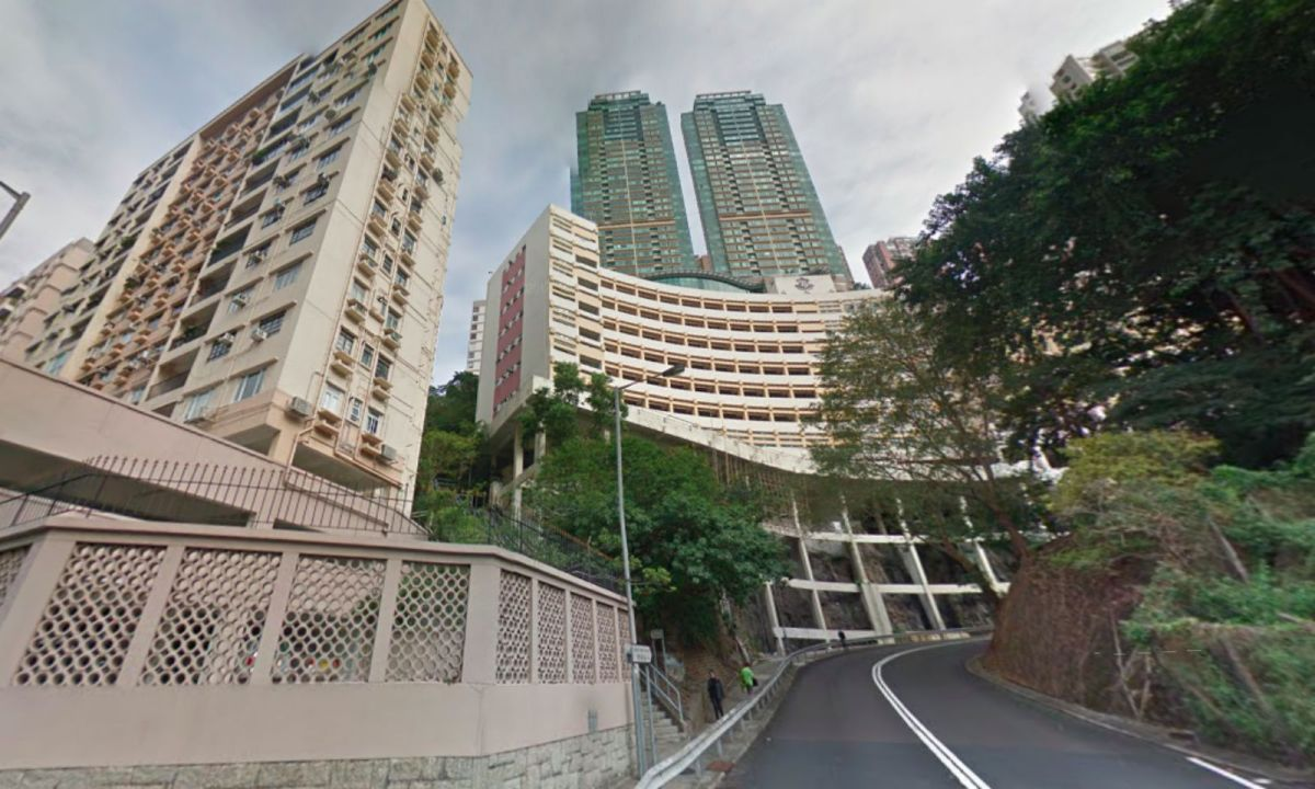 North Point on Hong Kong Island. Photo: Google Maps