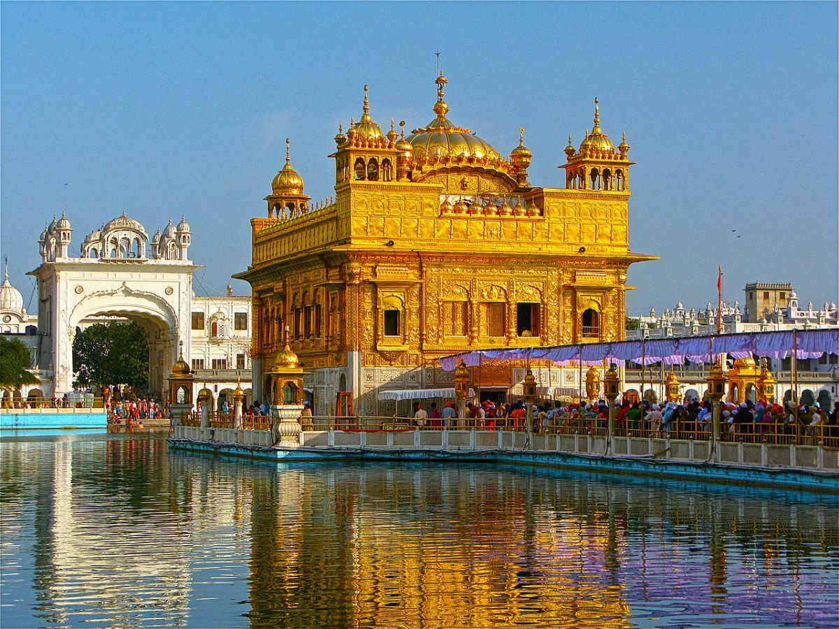 The Golden Temple in Amritsar, Punjab. Sikh temples in the Indian state are pushing for reform. Photo: Wikipedia Commons