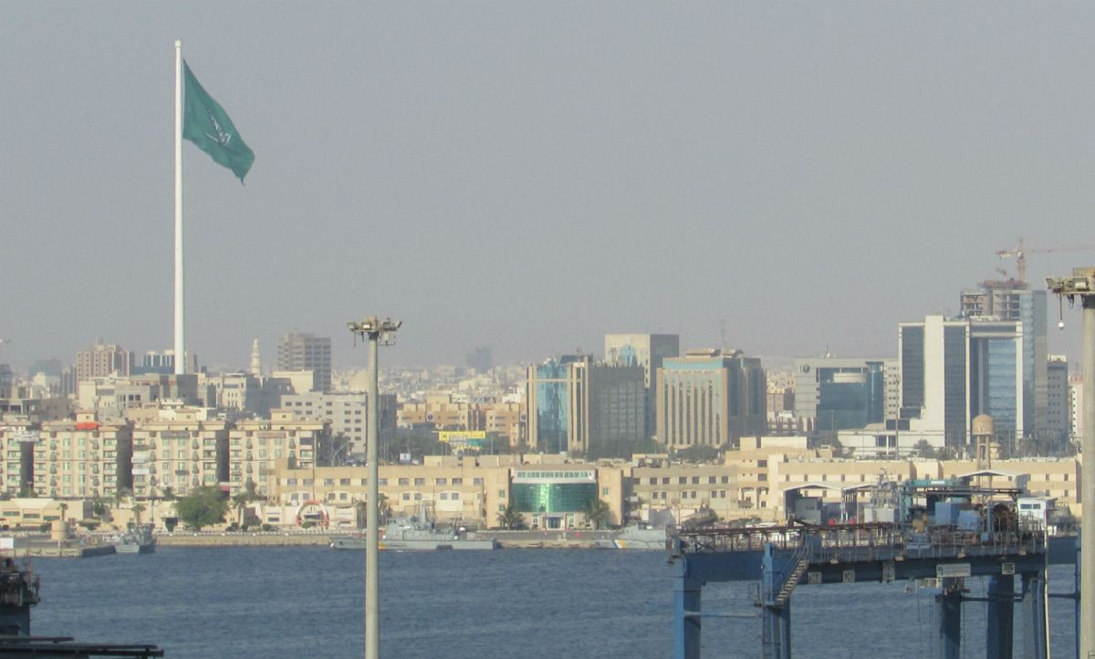 Jeddah, Saudi Arabia. Photo: Wikimedia Commons, Gregor Rom