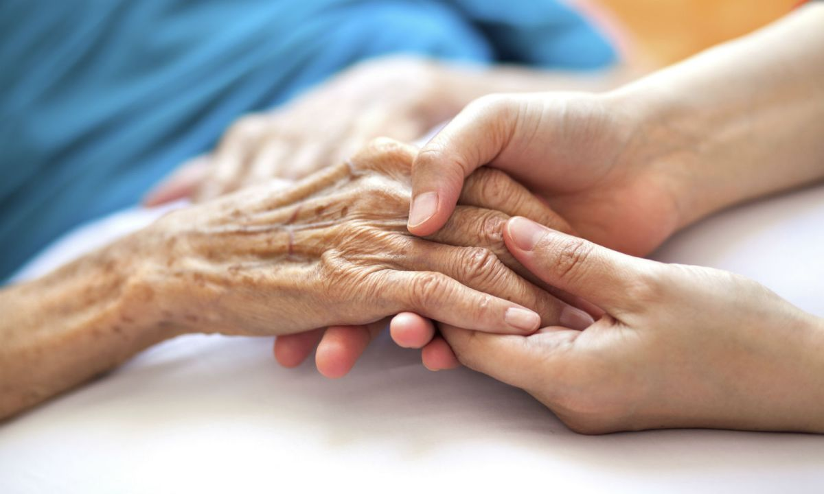 Many maids who are hired to take care of the elderly have to put up with their nagging and complaining. Photo: iStock