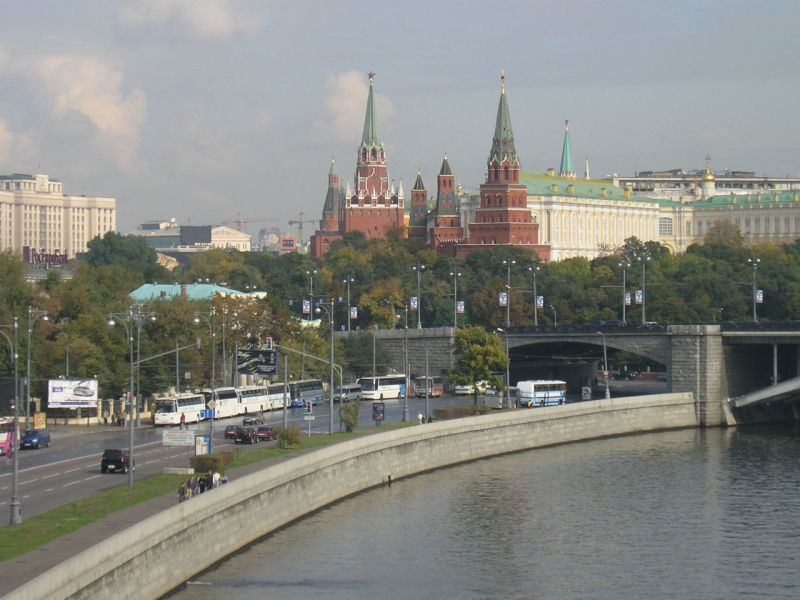 Moscow, where Filipinos may soon be working. Photo: Wikimedia Commons/Alex Zelenko