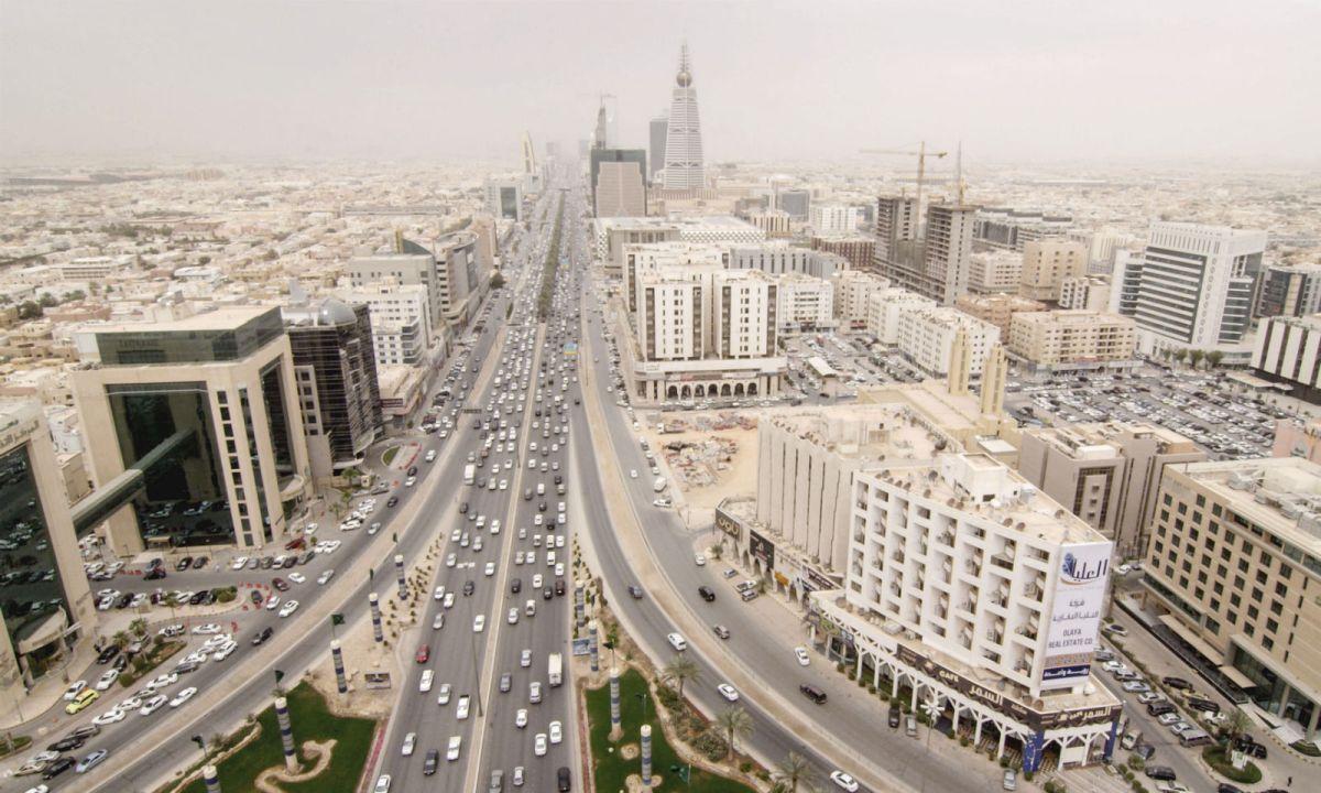 Riyadh, Saudi Arabia. Photo: Wikimedia Commons, Ville Hyvönen
