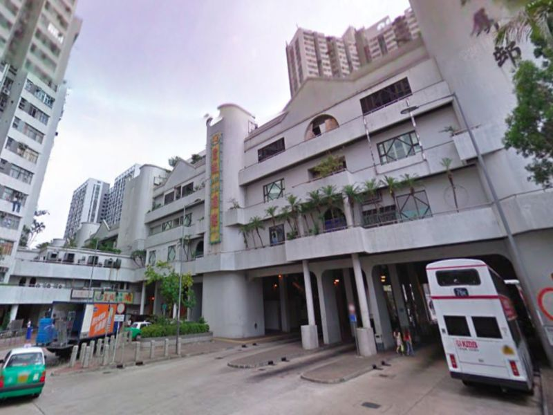 Long Ping Estate in Yuen Long in the New Territories where the robbery took place. Photo: Google Maps