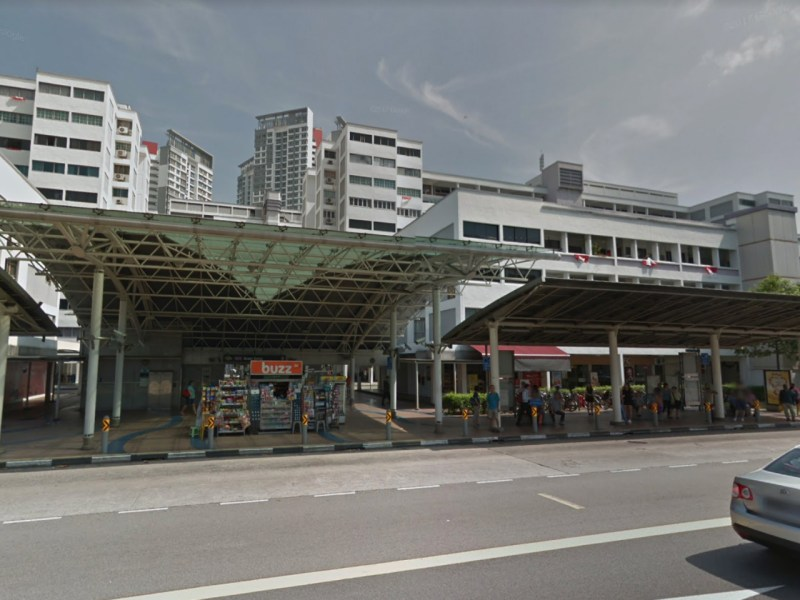 The Boon Keng MRT Station in Singapore. Photo: Google Maps