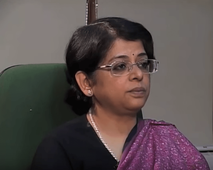 Indu Malhotra, whose appointment has been approved. Photo: Youtube