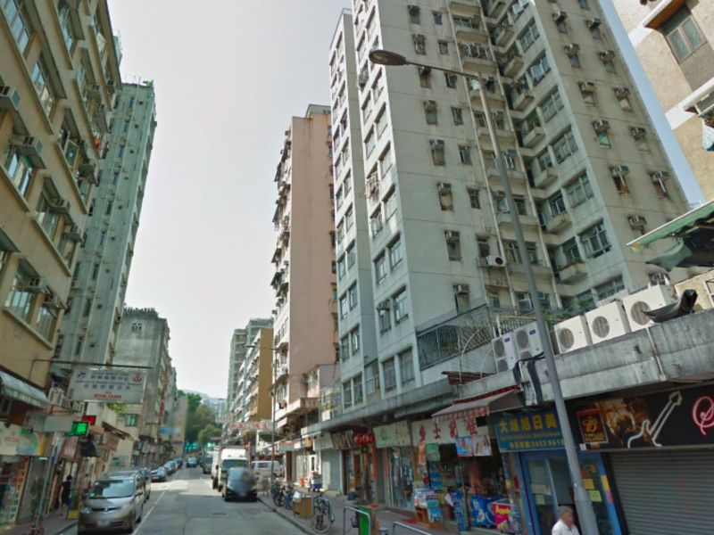 Tai Po in the New Territories where the assault took place. Photo: Google Maps