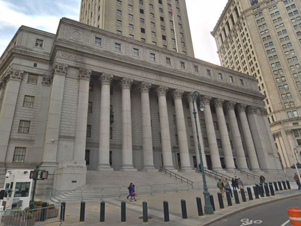 Court House in New York. Photo: Google Maps
