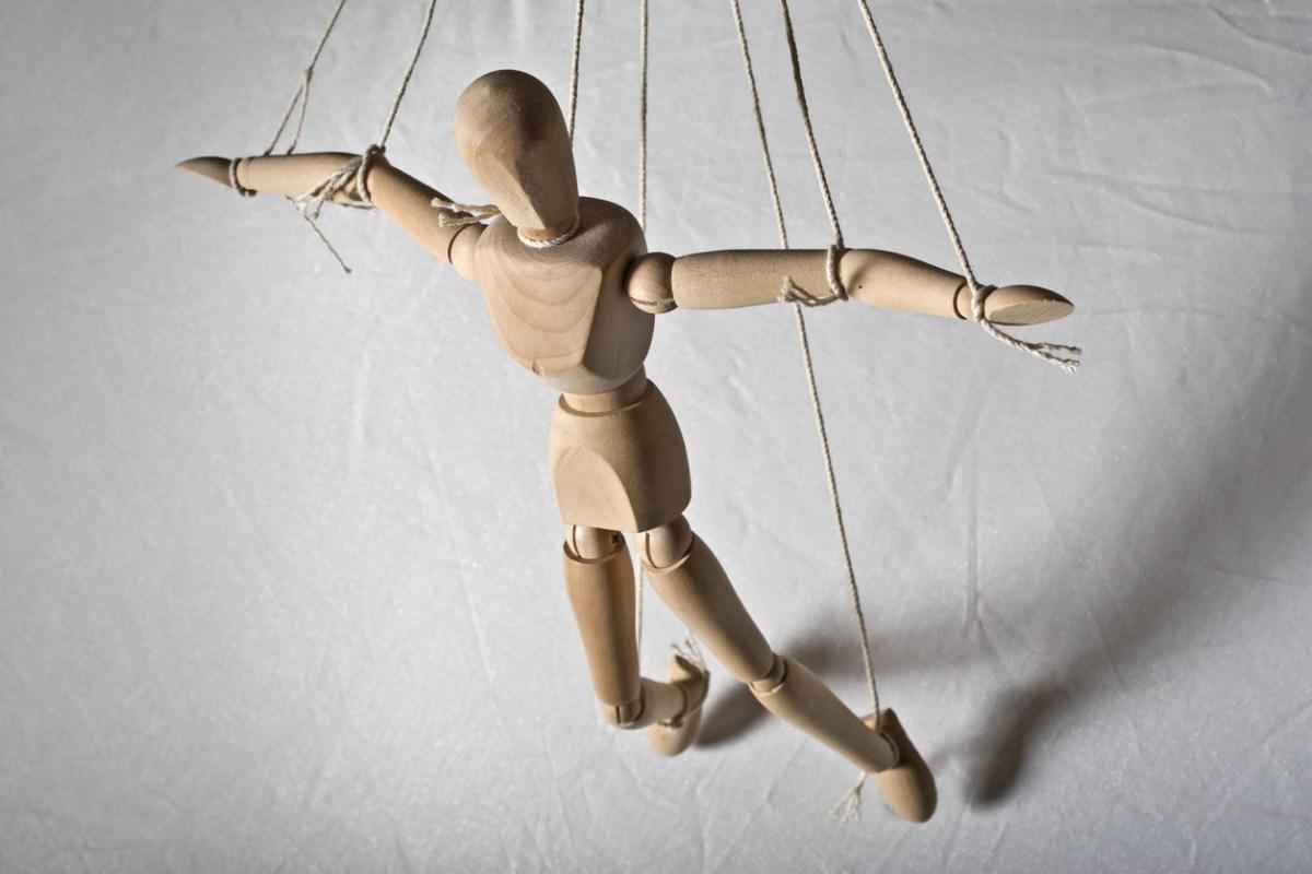 Puppet. Photo: iStock