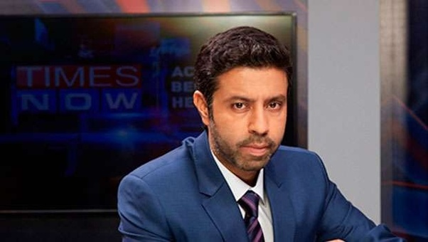 Times Now editor-in-chief Rahul Shivshankar anchored the controversial segment. Photo: Quora